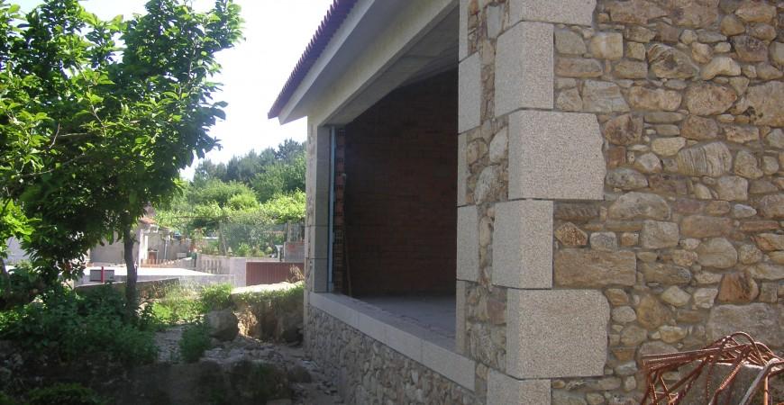 Restauración casa