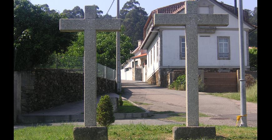 Cruces en el camino